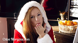 Chloe Morgane (formerly Camille Crimson) - Merry Christmas!