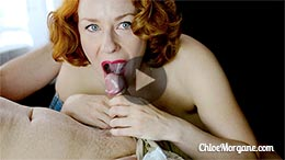 Chloe Morgane in Lovely Spring Blowjob