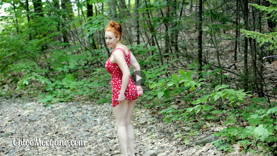 A sexy Walk in the Forest