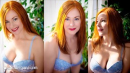 Chloe Morgane in DD Cup Lovely Bra