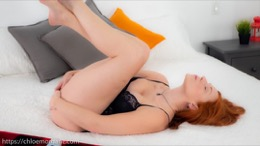 Chloe Morgane in Anal Plug for my Tight Little Honey Hole